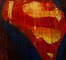 Bruised Hero by Shaun Groenesteyn