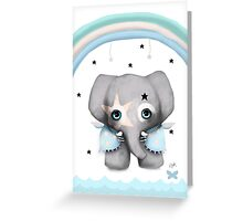 Little Star Greeting Card