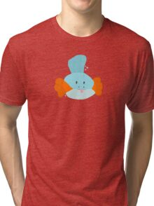 little mudkip Tri-blend T-Shirt