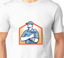 Refrigeration Air Conditioning Mechanic Front Unisex T-Shirt