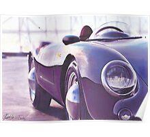 356 speedster Poster