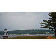 Doubling Point Light Photographic Print