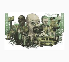 Breaking Bad World by powerlee