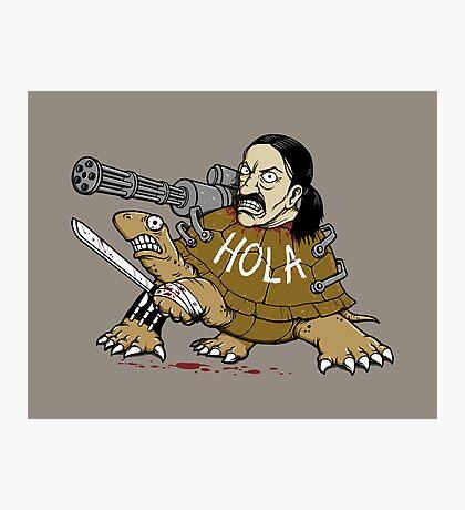 Hola Photographic Print