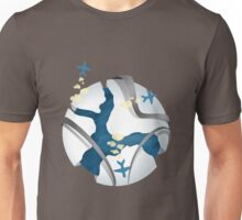 Travel over the world Unisex T-Shirt
