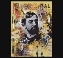 toulouse lautrec by redboy