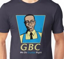 Gus Blue Crystal Unisex T-Shirt