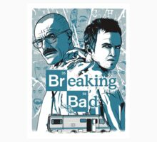The Breaking Bad Duo by powerlee