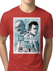 The Breaking Bad Duo Tri-blend T-Shirt