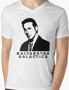"Battlestar Galactica - Gaius ""Baltarstar Galactica"" T-Shirt T-Shirt"