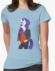 Rarity Woman Womens Fitted T-Shirt