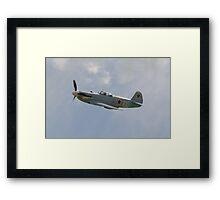 Russian Yak 9 Framed Print