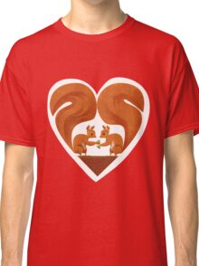 Squirrel Lovers Classic T-Shirt