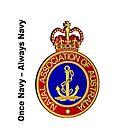 Naval Association of Australia iPhone Case #1 by Peter Doré