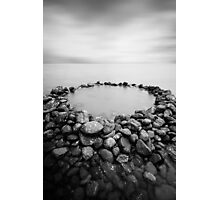 The Rock Pool Photographic Print