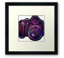 Camera II Framed Print