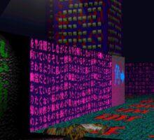 LSD Dream Emulator Sticker