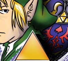 The Hero of Hyrule Sticker