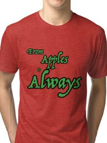 Castle Puns Tri-blend T-Shirt