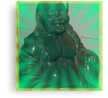 """Budda "" Canvas Print"