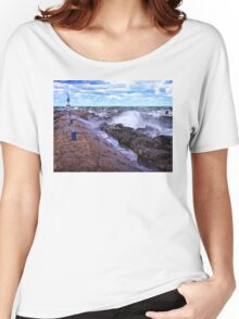 Lake Michigan Storm Women's Relaxed Fit T-Shirt
