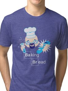 Baking Bread Kawaii Tri-blend T-Shirt