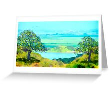 Summer Daze Greeting Card