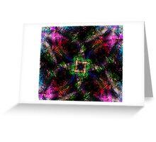 Rainbow Dust Greeting Card