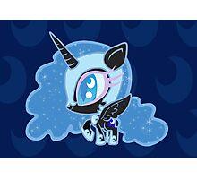 Weeny My Little Pony- Nightmare Moon Photographic Print