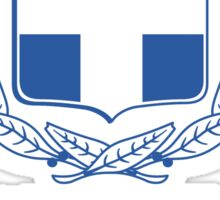 Greek Pride Sticker