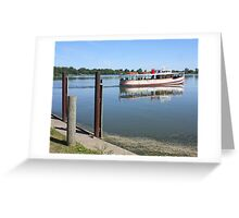 Scenic Tour Greeting Card