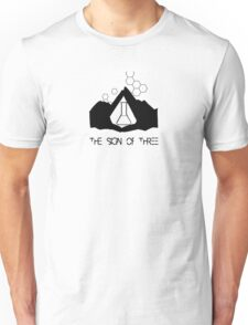 the sign of three  Unisex T-Shirt