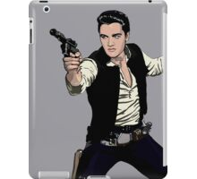 Han Elvis Solo iPad Case/Skin