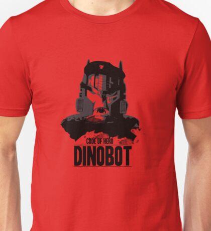 Dinobot - Code Of Hero Unisex T-Shirt