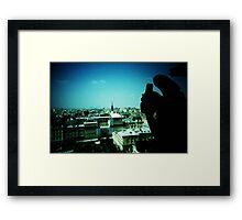 Le Stryge - Lomo Framed Print