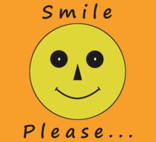 Smile Please . . . by Abhinav R