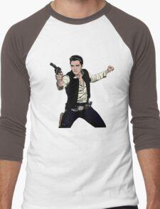 Han Elvis Solo Men's Baseball ¾ T-Shirt