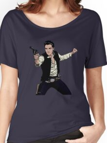 Han Elvis Solo Women's Relaxed Fit T-Shirt