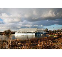 Wisley RHS Glasshouse Photographic Print