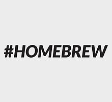 #HOMEBREW by baridesign