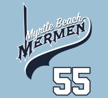 Myrtle Beach Mermen by kingUgo