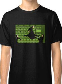 Fight scene Classic T-Shirt