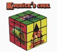 Kubrick 's cube by GuitarManArts