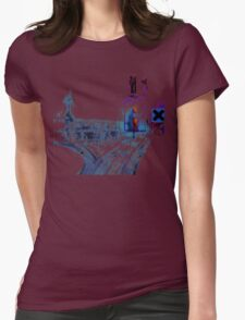 Radiohead - Ok Computer  Womens Fitted T-Shirt