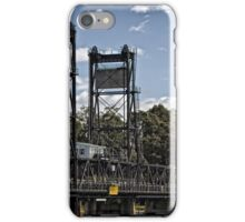 The Clyde River Bridge in Batemans Bay/NSW/Australia (2) iPhone Case/Skin