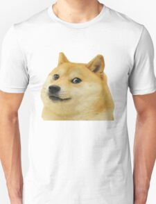 Doge Is Love, Doge is life Unisex T-Shirt