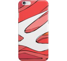 Holy Spirit illustration iPhone Case/Skin