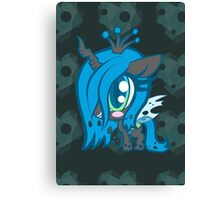 Weeny My Little Pony- Queen Crysalis Canvas Print