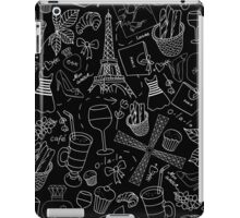 - Walking in Paris pattern 2 - iPad Case/Skin