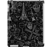 - Walking in Paris pattern 2 - iPad Case/Skin